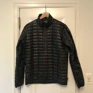 Patagonia Half Zip Down Jacket